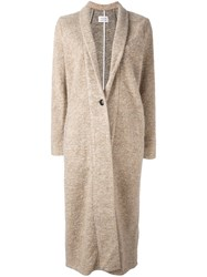 Libertine Libertine 'Blown Loose' Coat Nude And Neutrals