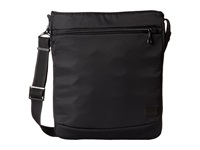 Pacsafe Citysafe Cs175 Anti Theft Shoulder Bag Black Shoulder Handbags