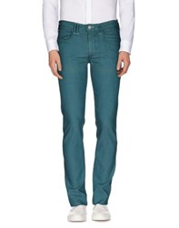 Cycle Trousers Casual Trousers Men Emerald Green