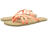 Volcom Look Out 2 Neon Orange Women's Sandals