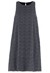 Gap Summer Dress Navy Dark Blue