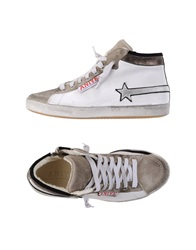 Aniye By High Tops And Trainers White