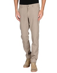 Heaven Two Casual Pants Sand
