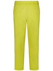 Windsmoor Cropped Trousers Citrus