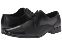 Calvin Klein Bram Black Diamond Leather Men's Lace Up Casual Shoes