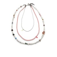 Venessa Arizaga Women's Vibin' Necklace Multi