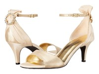 J. Renee Andsell Gold Women's Shoes