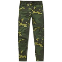 Adidas Consortium Day One Camo Legging Green