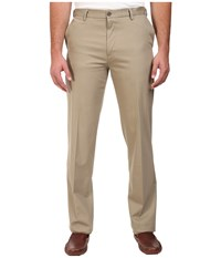 Dockers Premium Big Tall Signature Stretch Flat Front Timber Wolf Men's Casual Pants Beige