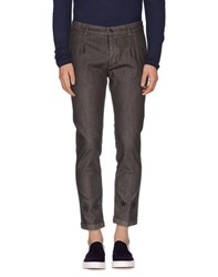 Daniele Alessandrini Denim Denim Trousers Men Dark Brown