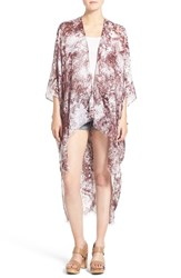 Women's Hinge 'Kasbah' Geo Print Cover Up