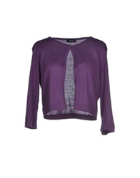 Max And Co. Cardigans Purple