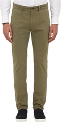 Rag And Bone Standard Issue Chinos Olive