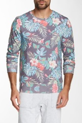 Sol Angeles Floral Noir Sweatshirt Multi