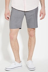 Forever 21 Textured Woven Shorts