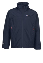 Berghaus Thunder Outdoor Jacket Blue Blue Grey