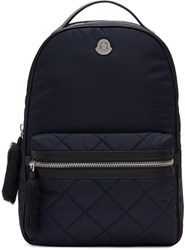 Moncler Navy Gigi Backpack