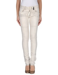 High Jeans Ivory