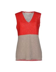 Haver Sack Sweaters Red