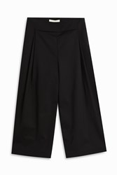 Jonathan Simkhai Women S Technical Stretch Culottes Boutique1 Black