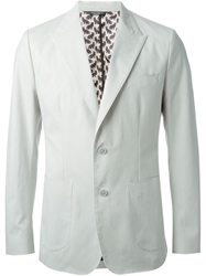 Dolce And Gabbana Light Weight Jacket Grey