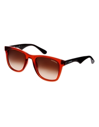 Carrera 6000 L Wayfarer Sunglasses Orange