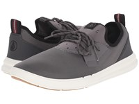Volcom Draft Cool Grey Men's Lace Up Casual Shoes Gray