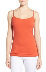 Women's Halogen 'Absolute' Camisole Red Paprika