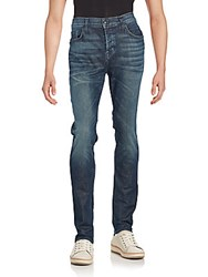 Hudson Slim Fit Faded Jeans Utility