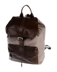 Brunello Cucinelli Bags Rucksacks And Bumbags Men Khaki