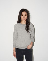 Moderne Raglan Sweatshirt Heather Grey