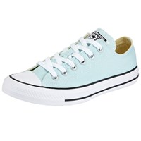 Converse Chuck Taylor All Star Canvas Ox Low Top Trainers Polar Blue