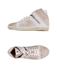 Janet Sport Footwear High Tops And Trainers Women Light Grey