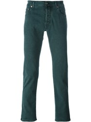 Jacob Cohen '688 Comfort' Jeans Green