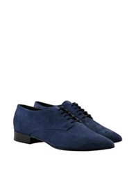 George J. Love Lace Up Shoes Dark Blue