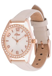 S.Oliver Watch Gold