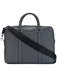 Hugo Boss 'Signature S Doc' Briefcase Grey