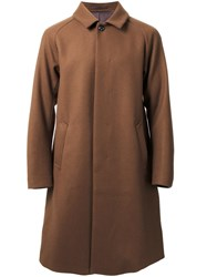Attachment Classic Overcoat Brown