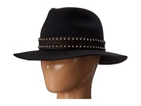 The Kooples Wool Felt Hat Black Fedora Hats