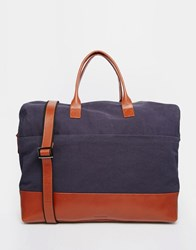 Royal Republiq Stay Over Bag Navy