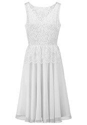 Swing Cocktail Dress Party Dress Ivory Off White