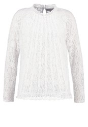 Cream Cyrus Blouse Chalk White