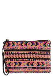 Morgan Clutch Multicoloured