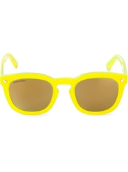 Dsquared2 Thick Frame Sunglasses