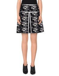 Prada Skirts Mini Skirts Women Lead