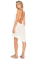 Jens Pirate Booty Monarch Cover Up Dress Ivory