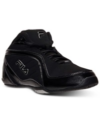 Fila Men's 3 Point Basketball Sneakers From Finish Line