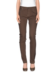 Jil Sander Navy Jeans Brown