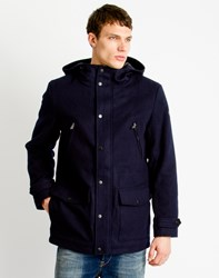 Only And Sons Mens Short Nylon Jacket Navy
