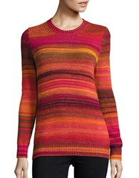 Trina Turk Mara Wool Blend Sweater Pink